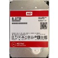 Image 4 of Western Digital Red Nas Hard Drive 8tb Sata Iii 6 Gb/s 5400-rpm .5in 256mb Cache 3 Years Wd80efax WD80EFAX