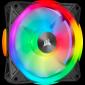 Corsair iCUE QL120 RGB 120mm PWM Single Fan (Co-9050097-Ww)