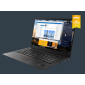 """Lenovo X1 Carbon G6 I5-8250U 14"""" Fhd 256Gb Ssd 8Gb + 3Yos Wty + Wless Mouse + B/ Pack 20Kh000Fau-Free"""