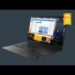 "Lenovo X1 Carbon G6 I5-8250U 14"" Fhd 256Gb Ssd 8Gb + Bose Wireless Headphones 20Kh000Fau-Bose"
