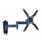 "Speed 13"" - 37"" Monitor Wall Bracket Long Arm Vesa 200X200 Up To 25Kg Life Wty Mnt-Speed-Lcd2102"