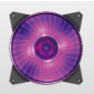 Coolermaster Masterfan 140Mm Rgb Fan Support Cm Plus Software Control R4-140R-15Pc-R2