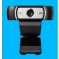 Logitech Webcam: C930E Advanced Business Webcam Full Hd 1080P 960-000976/1006