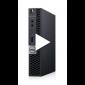 Bundle Dell Optiplex 7060 Mff I5-8500T & P2419H 24 Inch Monitor Dcrkv-P24