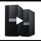 Bundle Dell Optiplex 7060 Sff I7-8700 & P2419H 24 Inch Monitor 46Pfj-P24