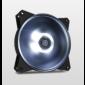Coolermaster Masterfan Lite Mf120L 120Mm White Led Fan 1200 Rpm R4-C1Ds-12Fw-R1