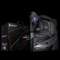Gigabyte Z490 AORUS Motherboard 4xDDR4, 6xSATA, 3xM.2, 2xUSB-C, E-ATX, 3YR (Ga-Z490-Aorus-Xtreme)
