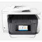 Hp Officejet Pro 8730 Aio Printer 24Ppm Blk 20Ppm Clr Duplex Wifi Network 1Yr D9L20A