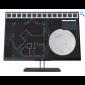 Hp Elite Slice G2 I5-7500T 8Gb Plus Hp Z24I 24 Monitor 5Fp82Pa-Z24I
