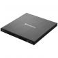 Verbatim External Slimline Mobile Blu-ray Writer Black 43887