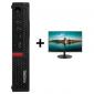 Lenovo ThinkStation P330 Tiny I7 16G 256G 2Gfx W10P + 27In Mntr 30Cfs00200-27In Monitor