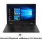 Lenovo X1 Yoga Gen 3 I7-8550U 8G 256Ssd + Office Hb2019 20Ld001Aau-Office 2019