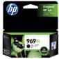 HP 969XL Black Original Ink Cartridge 3Ja85Aa