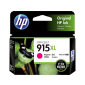 HP 915XL High Yield Magenta Original Ink Cartridge 3Ym20Aa