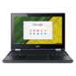 "Acer Chromebook 11.6"" Hd 1366 X 768 Multi-touch Lcd Intel Celeron(upto 2.16 Ghz) 4gb Ddr3 32gb Ssd Google Os 3 Cell Li-ion 1 Year Mail In Warranty Nx.g55sa.004-c77"