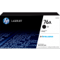 Hp 76A Black Toner - Approx 3Kpages. For M404 M428 Printers Cf276A