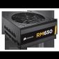 Corsair Power Supply: 650W Rm-650 80 Plus Gold Certified Full Modular Rm650