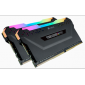 Corsair Vengeance RGB PRO DDR4, 3600MHz 16GB 2x 288 DIMM, Unbuffered, CMW16GX4M2Z3600C18