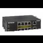 Netgear Soho 5-Port Gigabit Unmanaged Switch With 4-Port Poe (56W Poe Budget) Gs305P-100Aus