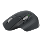 Logitech Mx Master 3S Wirelessmouse Unifying Receiver Or Bluetooth Graphite 1Yr Wty 910-005698