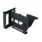 OOLERMASTER UNIVERSAL VERTICAL VGA CARD HOLDER V2 + PCIE X16 RISER CABLE (Mca-U000R-Kfvk01)