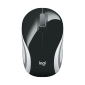 Logitech Wireless Mini Mouse M187 - Black 910-005371
