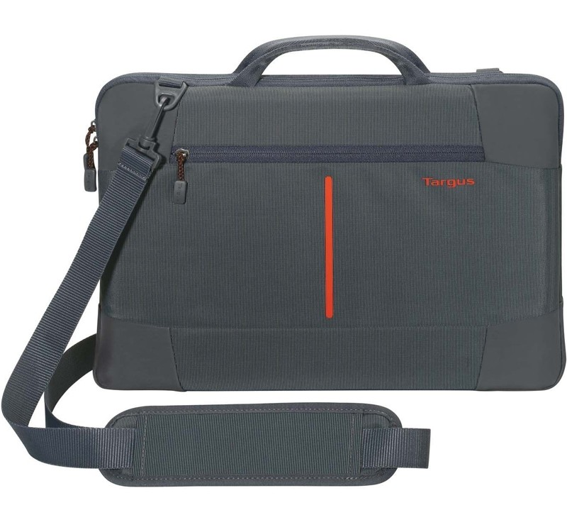 "Image 1 of Targus 15.6"" Bex II Laptop Slipcase TSS954AU, Lightweight, Stylish Protection With Dual-Zip, Topload Access TSS954AU"