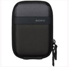 Image 1 of Sony Black Soft Case For T & W Series Lcstwpb LCSTWPB