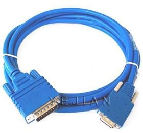 Image 1 of Cisco V.35 Cable, Dte Male To Smart Serial, 10 Feet Cab-ss-v35mt= CAB-SS-V35MT=