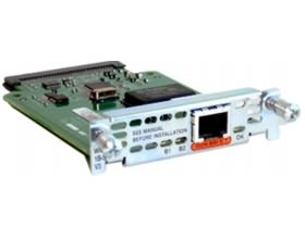 Image 1 of Cisco 1-port Isdn Wan Interface Card (dial And Leased Line) Wic-1b-s/t-v3= WIC-1B-S/T-V3=