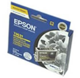 Image 1 of Epson T0631 Ink Cartridge Black C13t063190 C13T063190