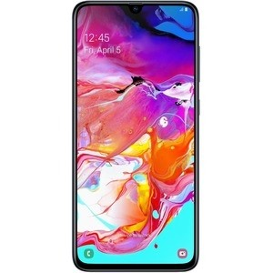 Image 1 of Samsung Galaxy A70 Black Sm-A705Yzknxsa SM-A705YZKNXSA