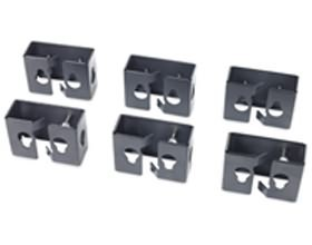 Image 1 of Apc Cable Containment Brackets With Pdu Mounting Capab#special While Stock Last Ar7710 AR7710