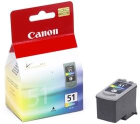 Image 1 of Canon Clrink Cart Cl51 Cl51 CL51