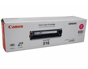 Image 1 of Canon Cart316m Magenta Toner Cart For Lbp5050n Cart316m CART316M
