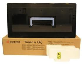 Image 1 of Kyocera Km-2530/3530/4030 Black Toner Cartridge 1t02bh0as0 1T02BH0AS0