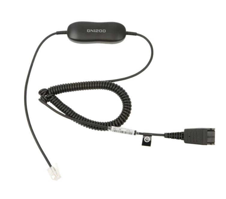 Image 1 of Jabra (88011-99)Jabra Gn1200 Smart Cord 88011-99 88011-99
