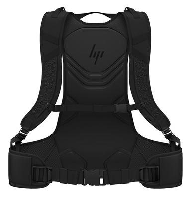 Image 1 of Hp Z Vr Backpack G2 I7-8850H 32Gb 512Gb Ssd Rtx2080-8Gb Charge Dock Wl/ Bt W10P 64 1Y 7Lz71Pa 7LZ71PA