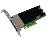 Image 1 of Intel Quad Port 10Gbe Ethernet Adapter X710T4 Rj45 Lp/ Full Bracket X710T4 X710T4