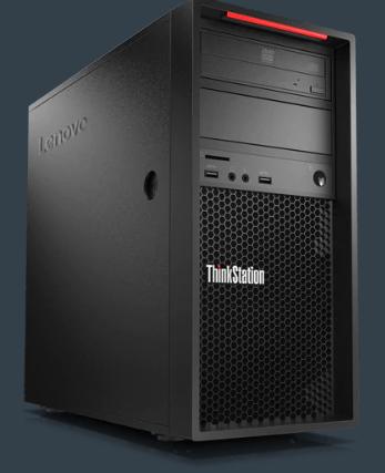 "Image 1 of Lenovo P520C W-2123 Twr 512Gb Ssd+2Tb 16Gb + Lenovo 23.8"" Wled (61Cemar2Au) 30Bxs02Y00-Len24"