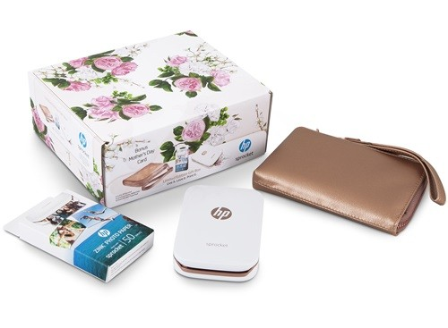 HP Sprocket Gift Bundled Photo Printer inkjet printer