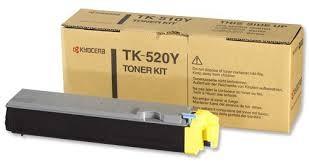 Image 1 of Kyocera Fs-c 5015 N Yellow Toner 1t02hjaas0 1T02HJAAS0