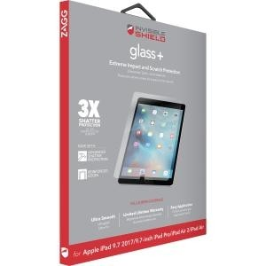the latest 0ad8d cd7a6 Mophie Invisibleshield Glass+ Apple Ipad Air/air2/9.7in Pro/9.7in 2017  Screen 200101105