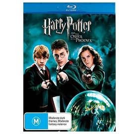 Image 1 of Harry Potter And The Order Of The Phoenix Blu-ray