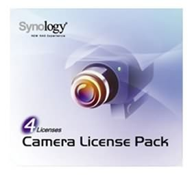 Image 1 of Synology Camera License For Synology License Pk (4) license PK (4)