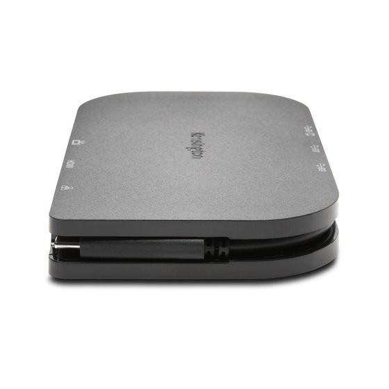 KENSINGTON DOCK SD1600P 4K UNIVERSAL MOBILE DOCKING STATION, HDMI(1), WITH 60W PD,2YR