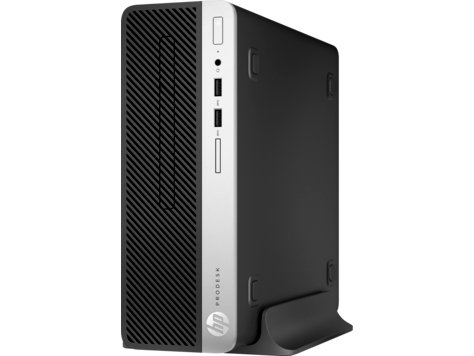 HP ProDesk 400 G5 SFF + ProDisplay P223 3.2 GHz 8th gen Intel® Core™ i7 i7-8700 Black, Silver PC