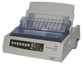 OKI 320T 9 Pin Dot Matrix Printer 80 Column