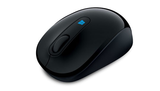 Image 1 of MICROSOFT Sculpt Mobile Mouse Win7/8 EN/XT/ZH/HI/KO/TH APAC Hdwr Black 43U-00005 43U-00005