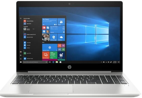 Image 1 of Hp Probook 450 G6 15.6 Inch Hd Touch-Screen I7-8565U 16Gb (Ddr4-2400) 512Gb (Pcie-Ssd) 2Gb Nvidia 6BF85PA